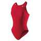 Nike Swim Poly Core Solid Fast Swimsuit Women red